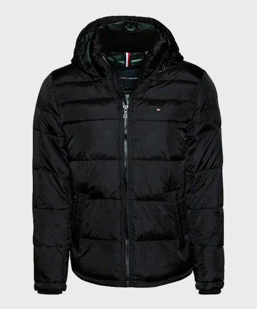 Grand Army Amir Bageria Black Puffer Jacket