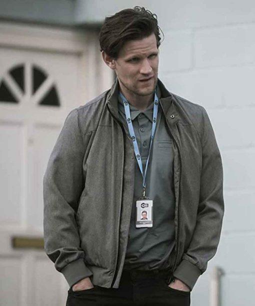 His House Matt Smith Bomber Jacket