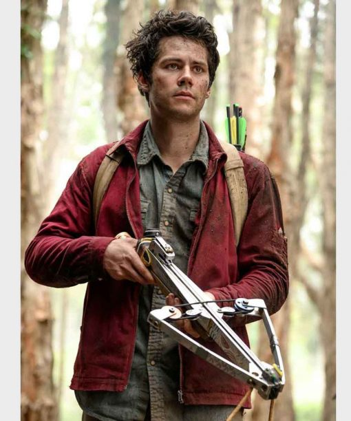 Dylan O'Brien Love And Monsters Jacket