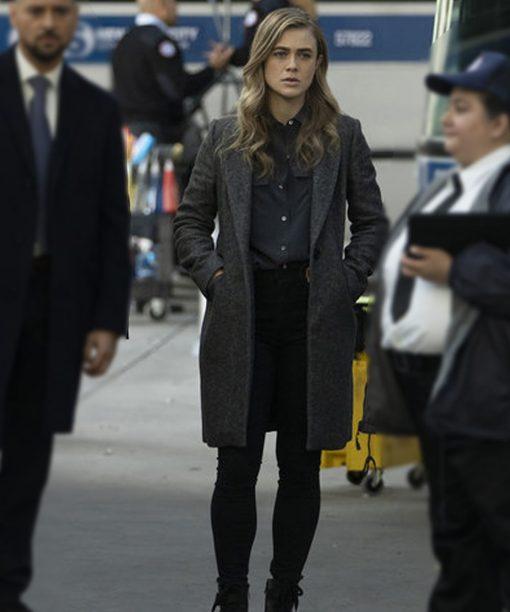 Manifest Melissa Roxburgh Mid-Length Coat