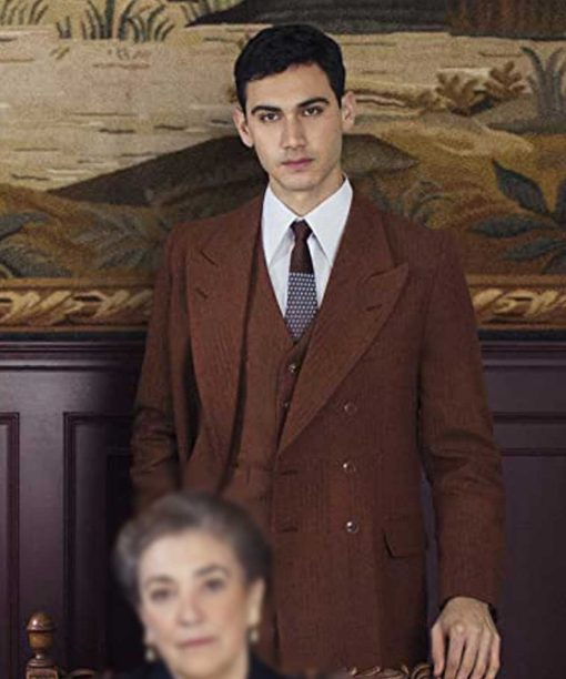 Someone Has To Die Alejandro Speitzer Brown Coat