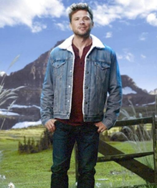 Ryan Phillippe Big Sky Denim Jacket