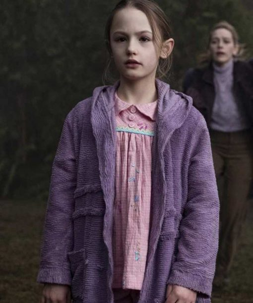 The Haunting of Bly Manor Amelie Bea Smith Jacket