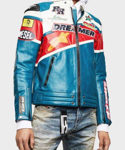 Bandit Ft. Motorcycle Leather Jacket