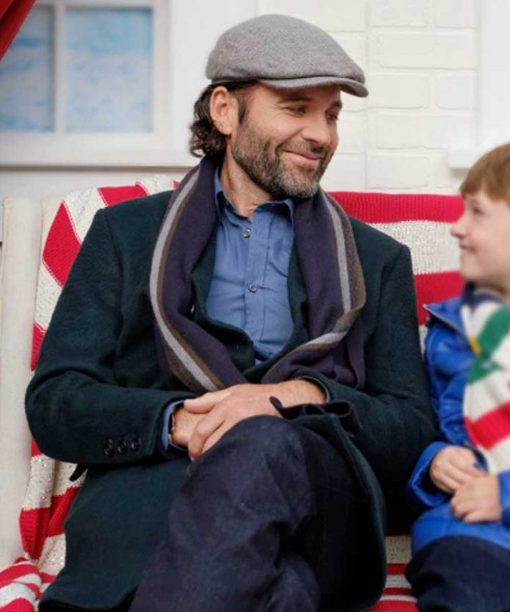 Deliver by Christmas Eion Bailey Wool-Blend Coat