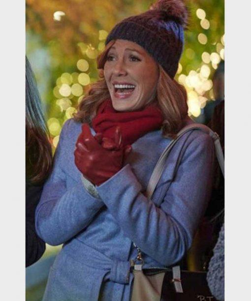 Suzanne Ralston Five Star Christmas Barbara Patrick Trench Coat