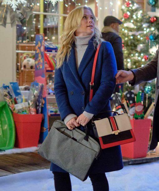 Good Morning Christmas Alison Sweeney Coat
