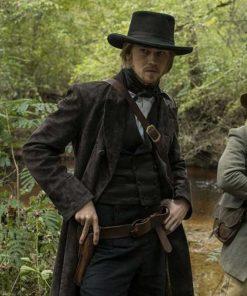 Gideon Brodess Harriet Coat