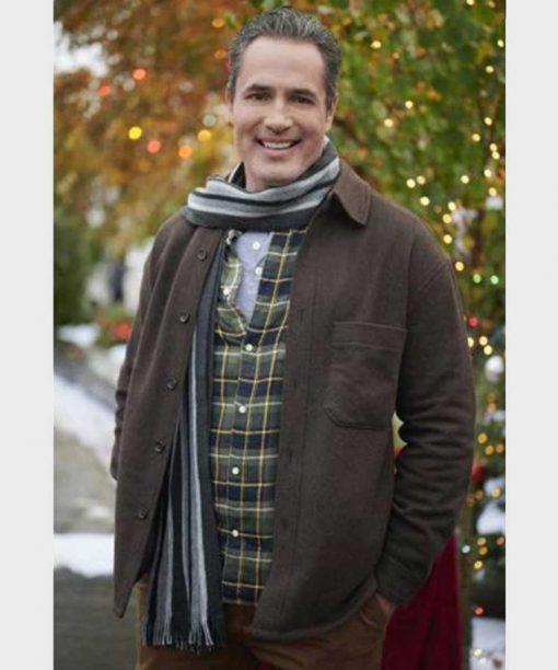 Victor Webster Five Star Christmas Jacket