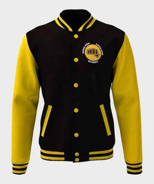 Cobra Kai Varsity Jacket