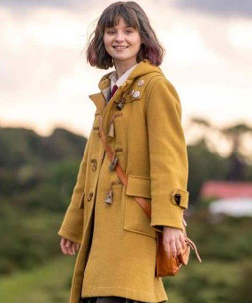 Dating Amber Lola Petticrew Amber Hooded Coat