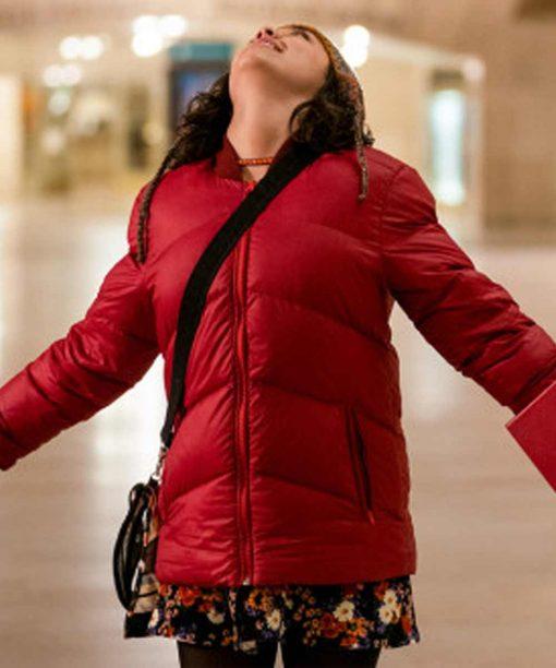 Dash & Lily Midori Francis Puffer Jacket
