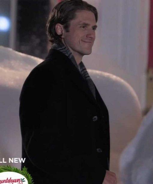 One Royal Holiday James Black Coat