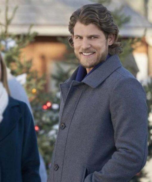 Project Christmas Wish Travis Van Winkle Grey Coat