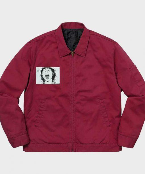 Supreme Akira Work Cotton Jacket