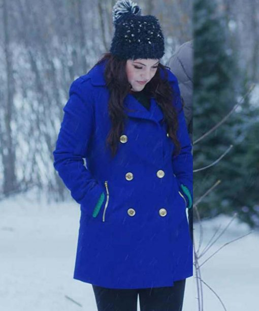 The Christmas Listing Lexi Giovagnoli Blue Coat
