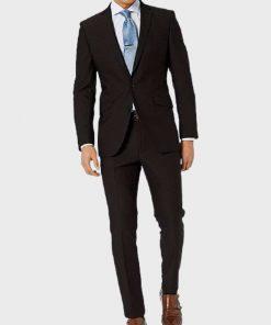 David Duchovny The X Files Black Suit