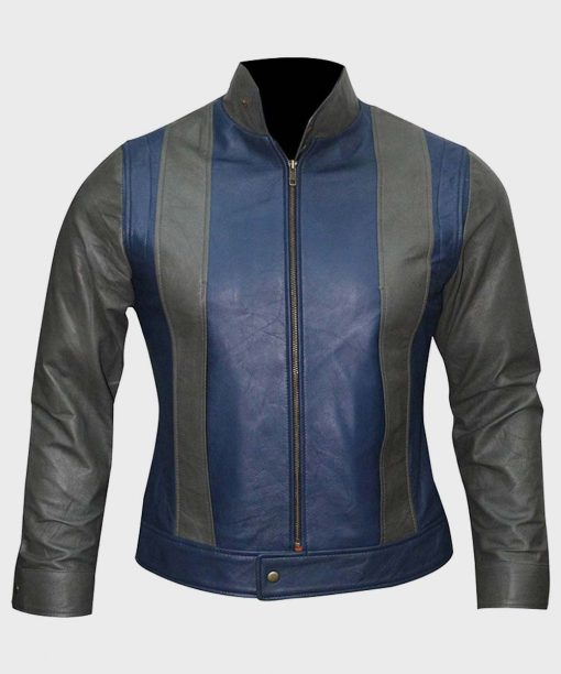 X-Men Apocalypse Tye Sheridan Leather Jacket