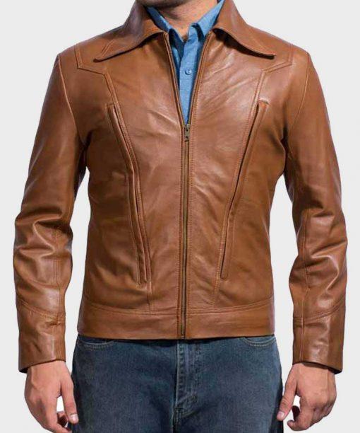 X-Men Day Of Future Past Hugh Jackman Brown Jacket