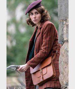 A Call To Spy Sarah Megan Thomas Brown Coat