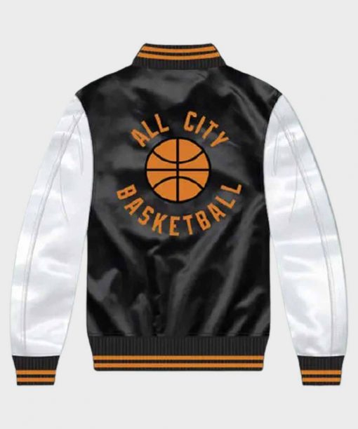 All City Basketball Bomber Jacket