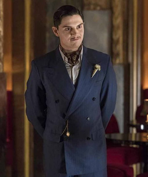 James March American Horror Story Blue Coat