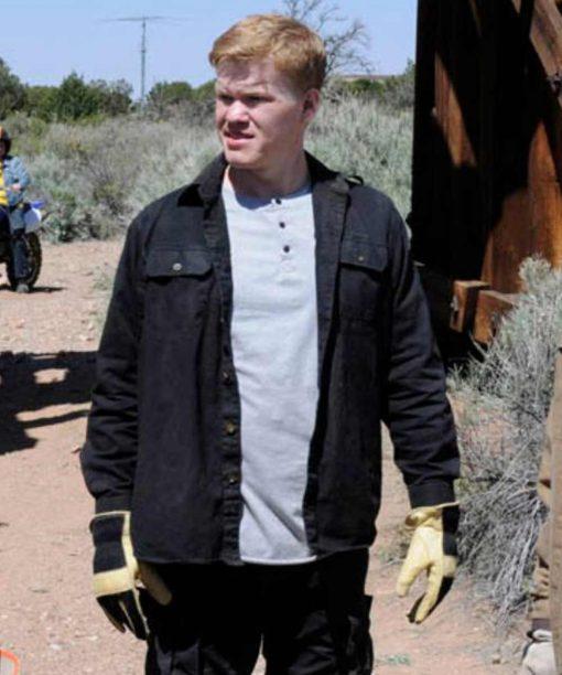 Todd Breaking Bad Black Jacket