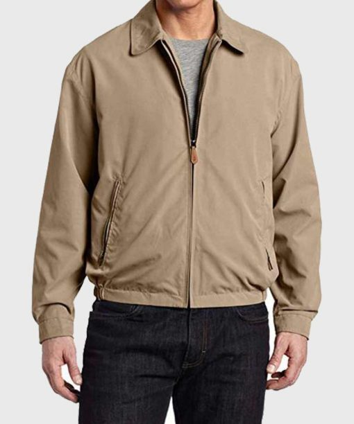 Breaking Bad Khaki Cotton Jacket