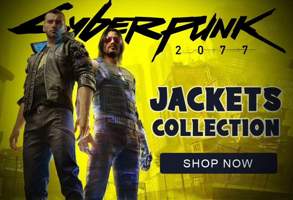Cyberpunk 2077 Merchandise