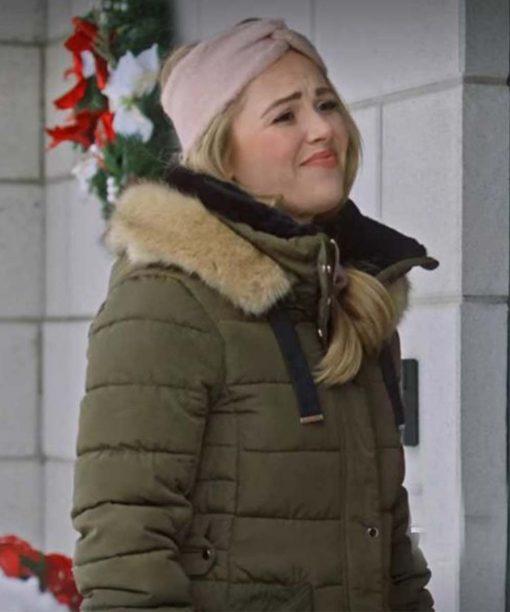 Maggie Quinn Midnight at the Magnolia Parka Jacket