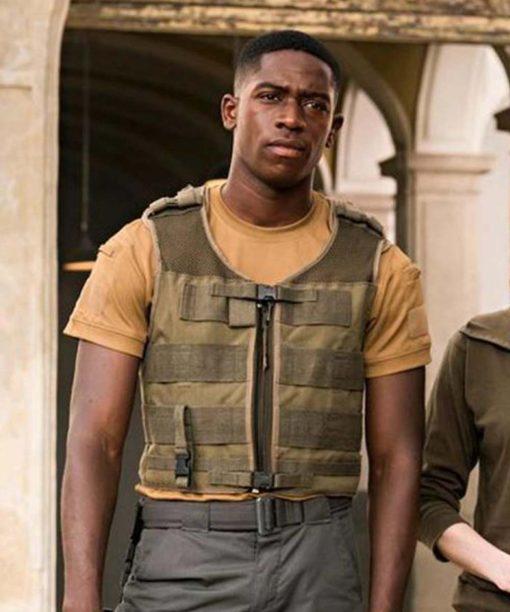 Outside The Wire Lieutenant Thomas Harp Tactical Vest