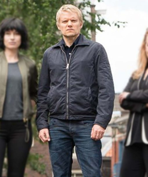 Van der Valk Marc Warren Black Jacket