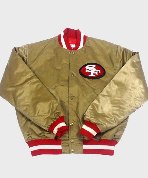 an Francisco 49ers Vinatge Jacket