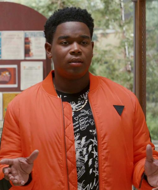 Saved by the Bell Dexter Darden Jacket