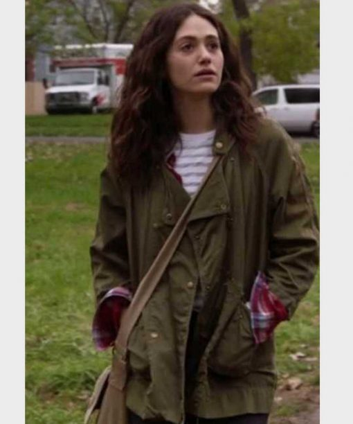 Shameless Emmy Rossum Jacket