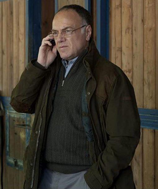 Francesco Acquaroli Suburra Jacket