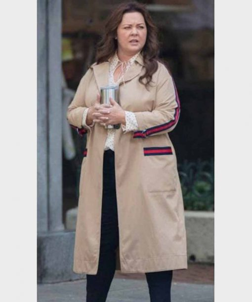 Superintelligence Melissa McCarthy Cotton Coat