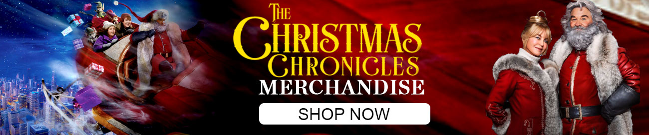 Christmas Chronicles Merchandise