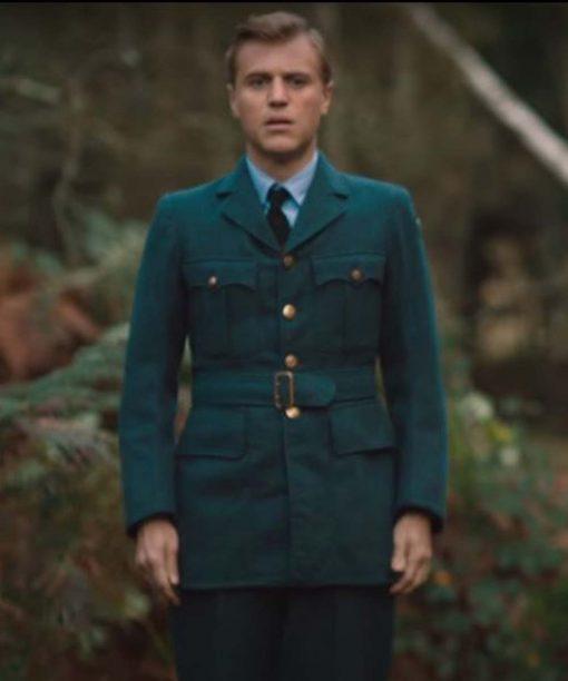 Johnny Flynn The Dig Coat
