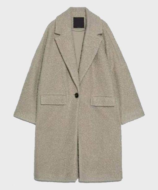 The Flight Attendant Zosia Mamet Coat