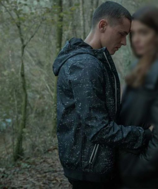 The Mess You Leave Behind Arón Piper Hooded Jacket