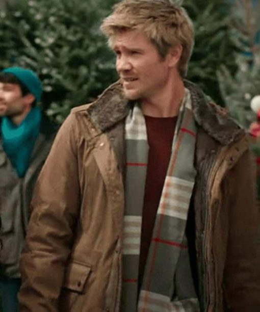 Too Close For Christmas Chad Michael Murray Jacket