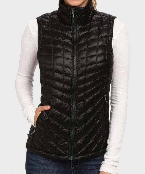 Virgin River Melinda Monroe S02 Black Vest