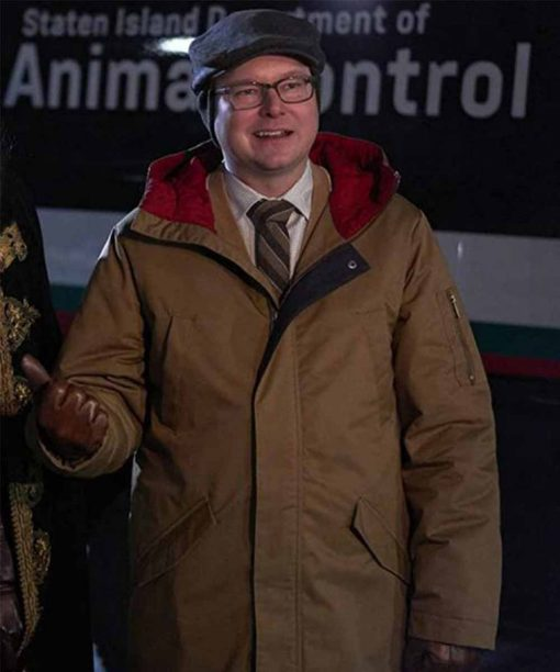 What We Do in the Shadows Mark Proksch Coat