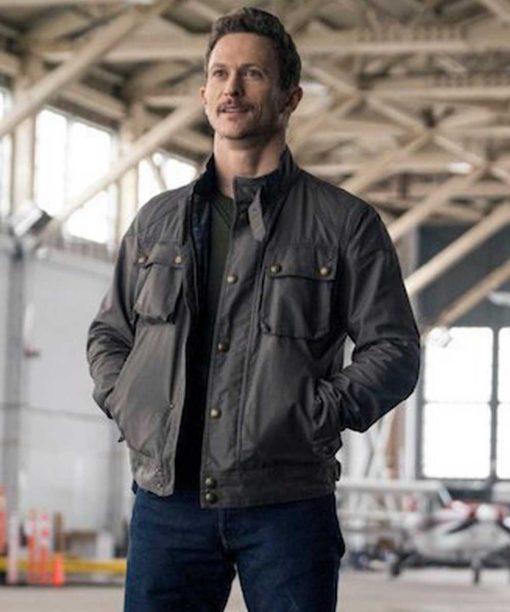Debris Bryan Beneventi Cotton Jacket
