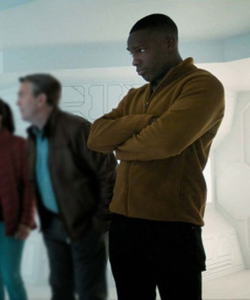Ryan Sinclair Doctor Who Mustard Jacket