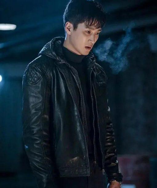 Itaewon Class Ahn Bo-Hyun Leather Jacket