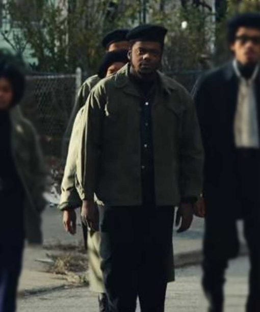 LaKeith Stanfield Judas And The Black Messiah Cotton Jacket