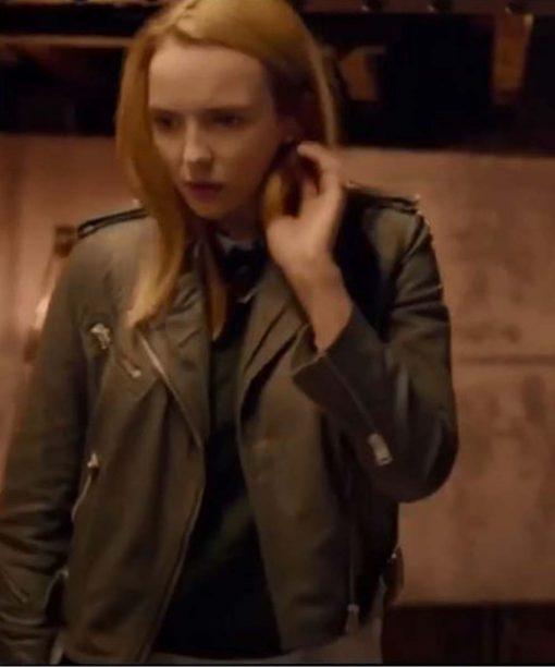 Killing Eve S04 Jodie Comer Leather Jacket