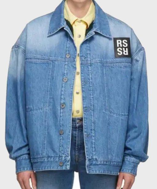 Itaewon Class Park Seo-Joon Blue Denim Jacket